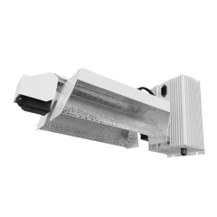 Double Ended Grow Light System 1000W with Wide Reflector
