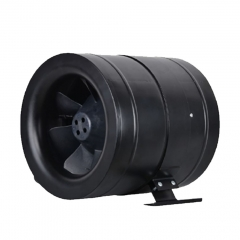 Mixed Flow Inline Fan Fan